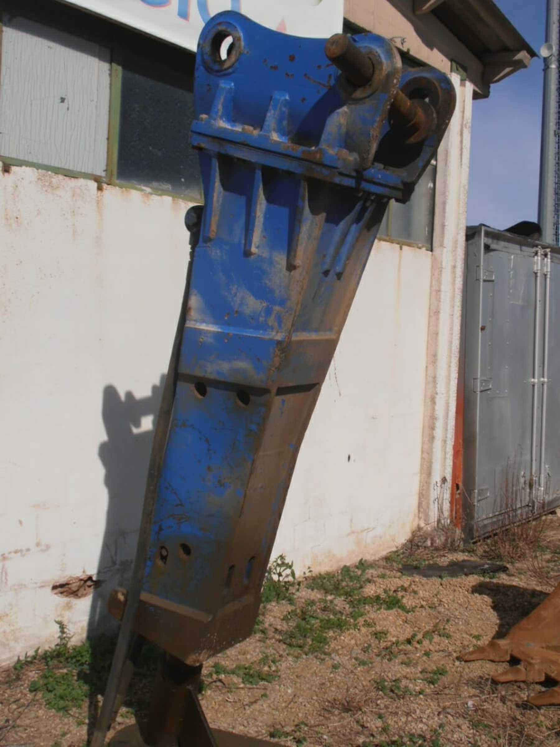 Martello demolitore idraulico per escavatori