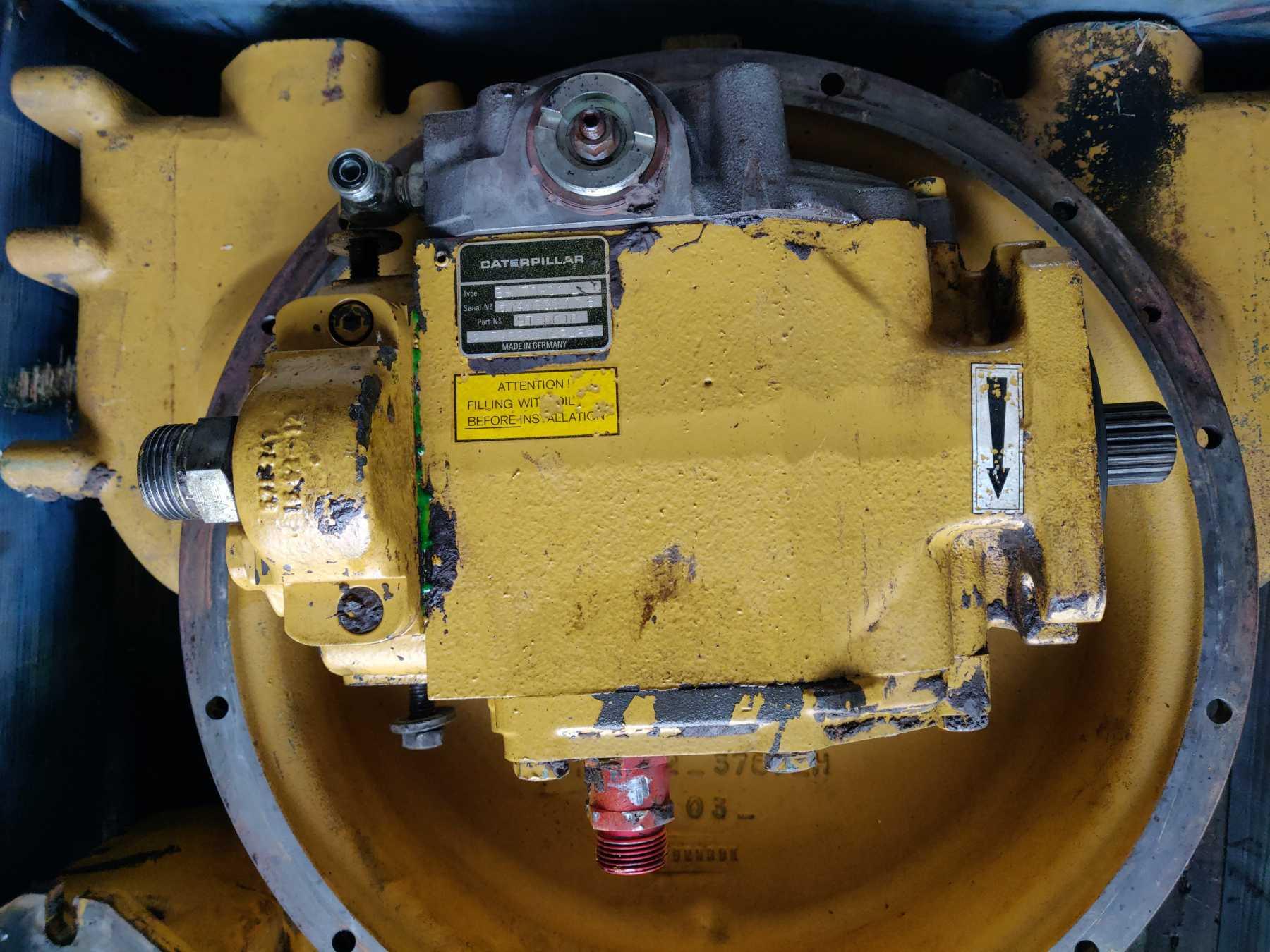 Pompa trasmissione a pistoni