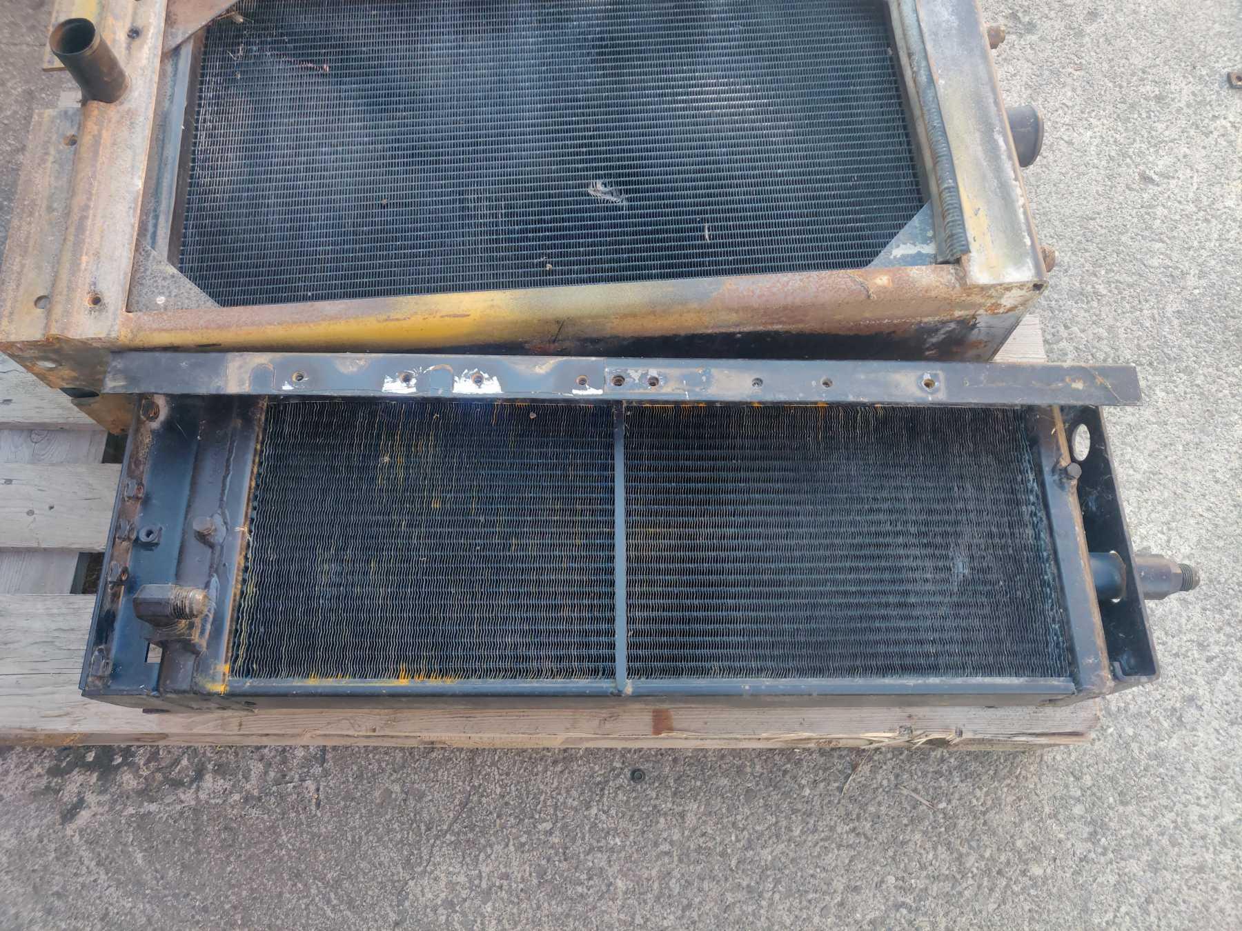 Radiatore olio trasmissione