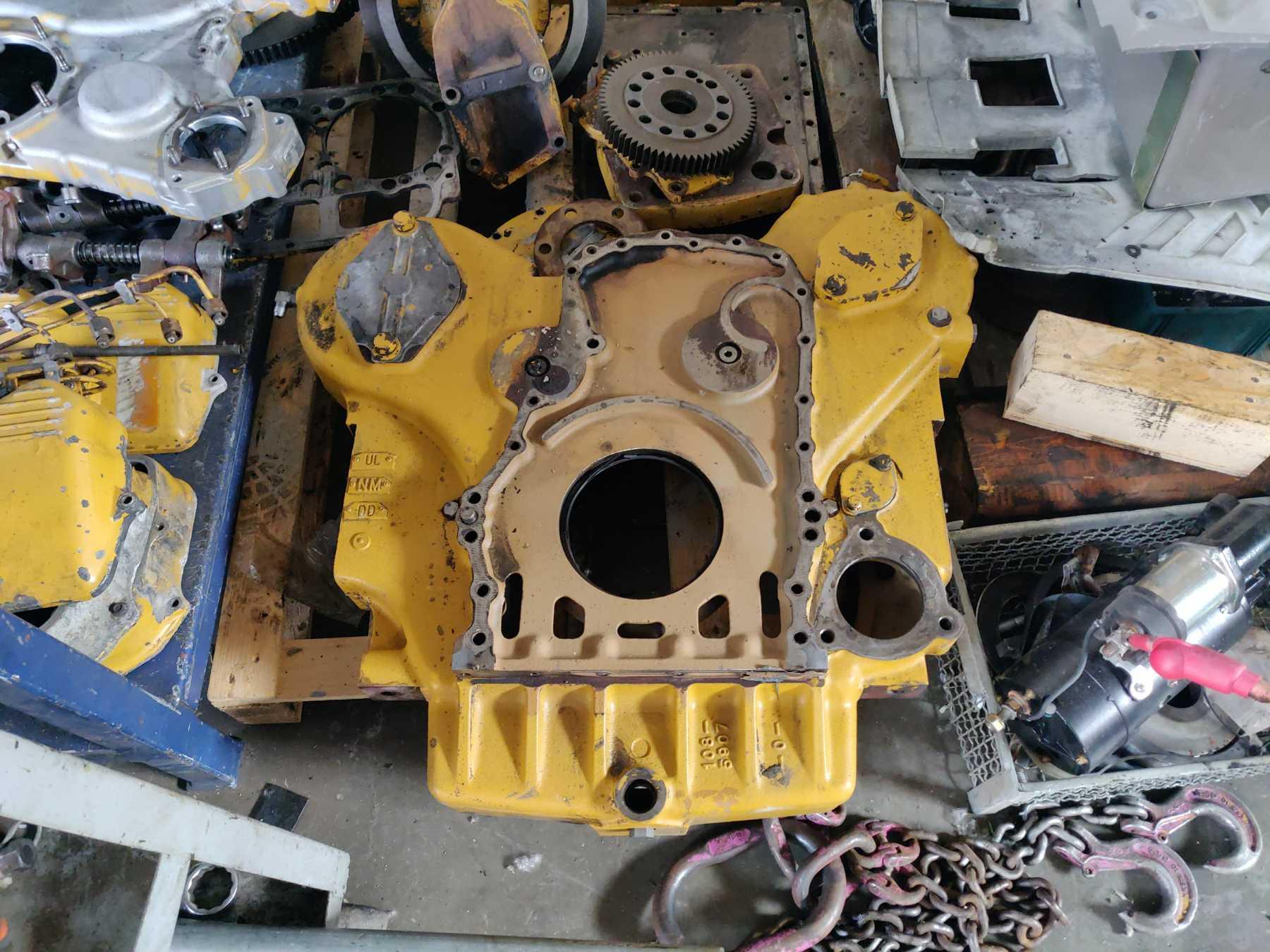 Componenti motore 3406 per CAT 5080