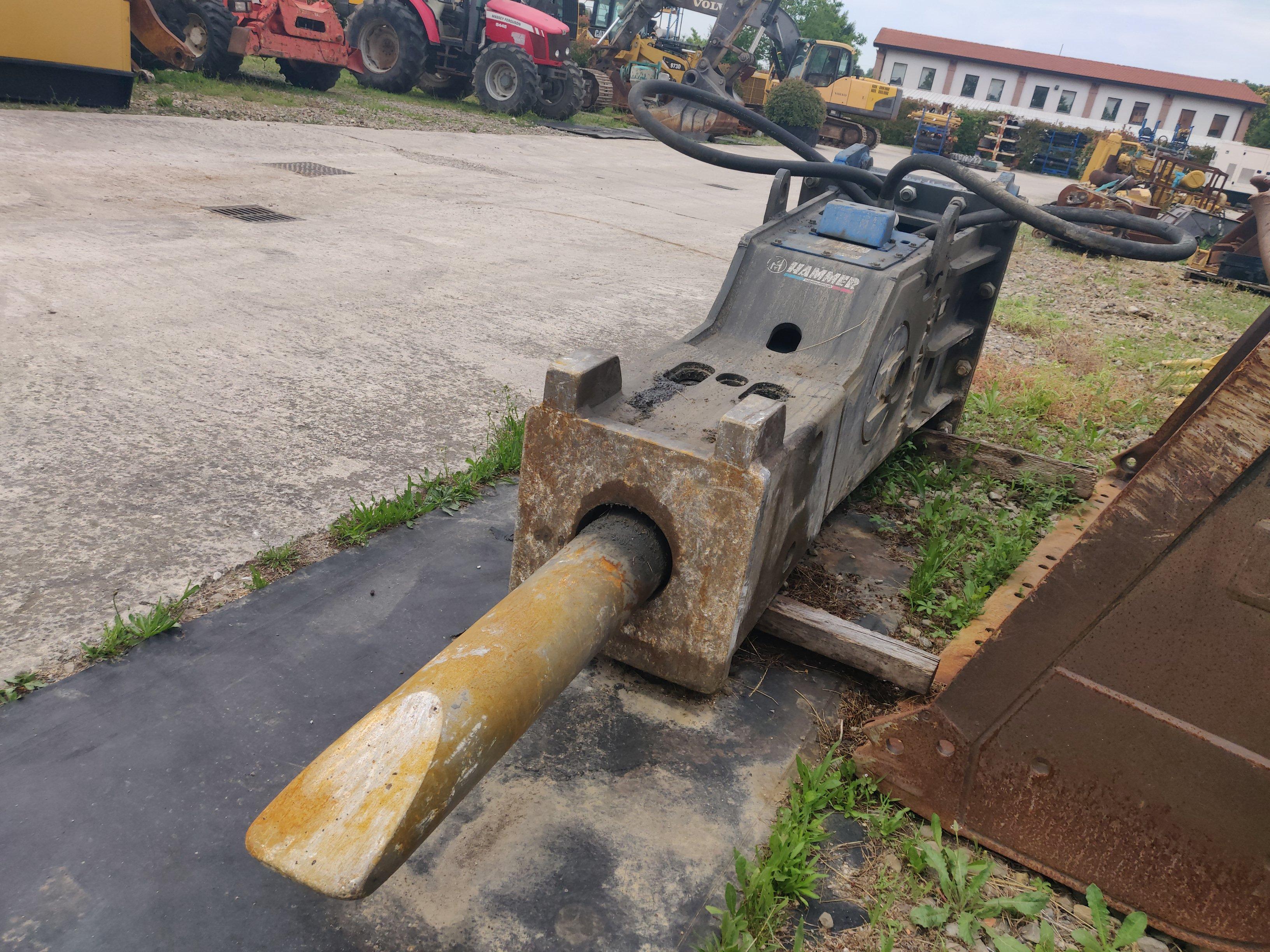 Demolitore idraulico escavatori da 36 - 55 Ton
